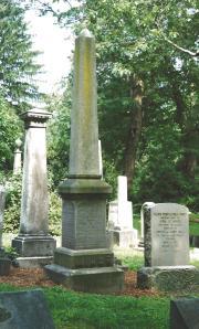 UV John B Minor Gravesite