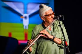 Charles Lloyd at MJF Robert Wade photo
