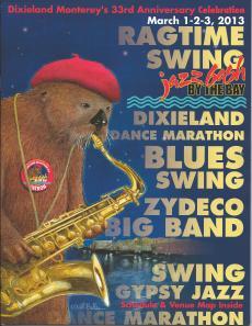 JAM 2013 program cover