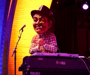 Jason Moran as Fats Waller 2