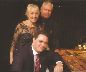 Rebecca Kilgore Trio2