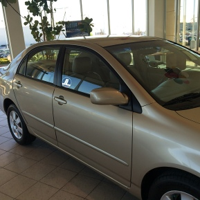 Dottie's New Car5