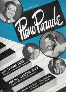 Piano Parade
