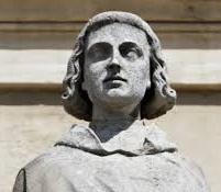 Abelard sculpture