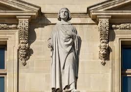Abelard statue