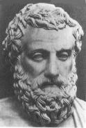 Archilochus statue