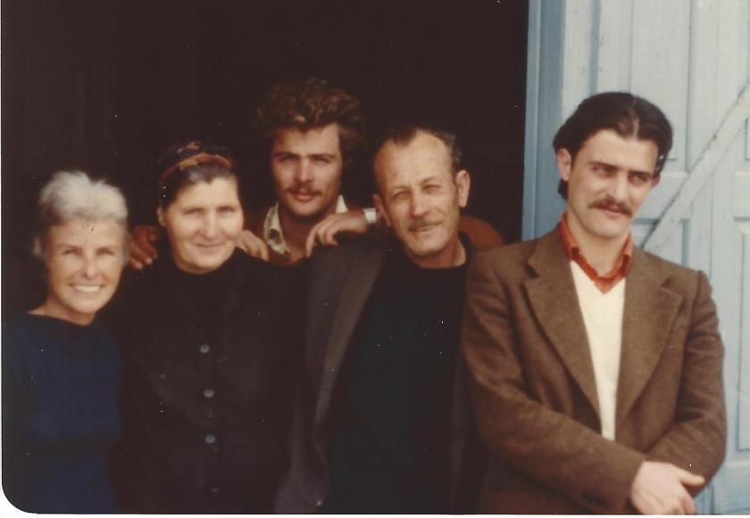 Greece Kumiotis Family