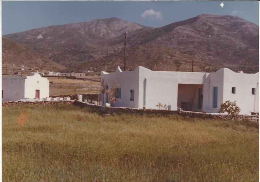 Greece Our house on Paros