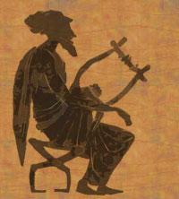 Homeric bard