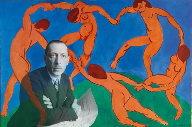 igor-stravinsky-with-dancers-by-matisse-collage-npr-today1