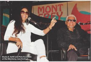 MJF Pete and Sheila E