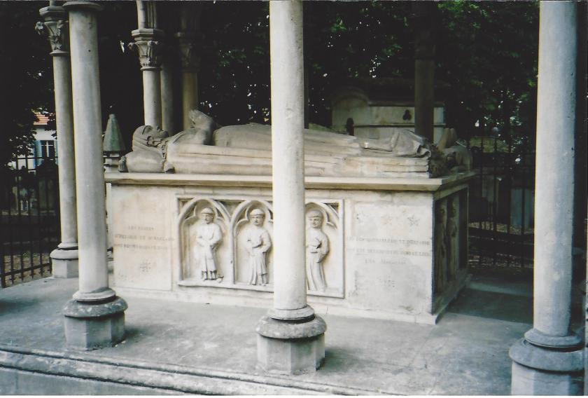 Paris Heloise and Abelard 3