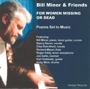 Cover Bill Minor and Friends CD