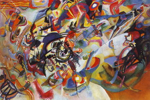 Kandinsky painting 1