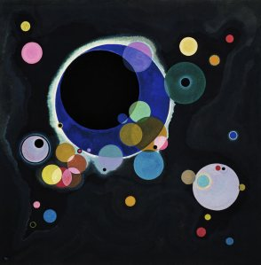 Kandinsky painting 3