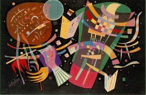 Kandinsky painting 4