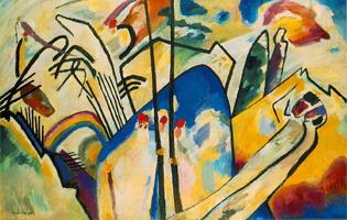 Kandinsky painting 7