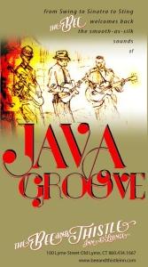 Java Groove Quartet Poster