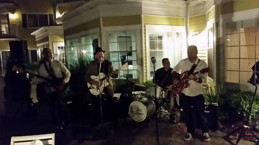 Java Groove Quartet