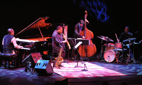 Wayne Shorter Quartet Barbicon