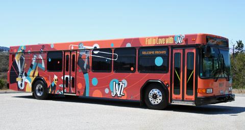 Jazz Bus Line 2