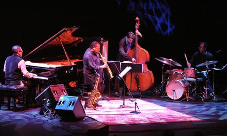 Wayne Shorter Quartet Barbicon