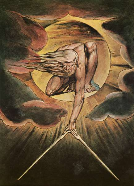 William Blake's Ancient of Days