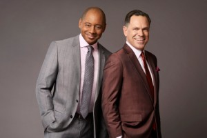 Kurt Elling and Branford Marsalis