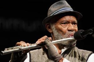 Monterey Jazz Hubert Laws KNKX Port Townsend