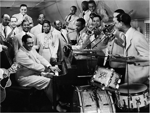 Duke Ellington and Orchestra jazz in motion Russia