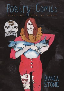 bianca stone poetry comics cover