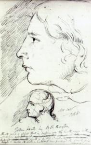 john-keats-sketch