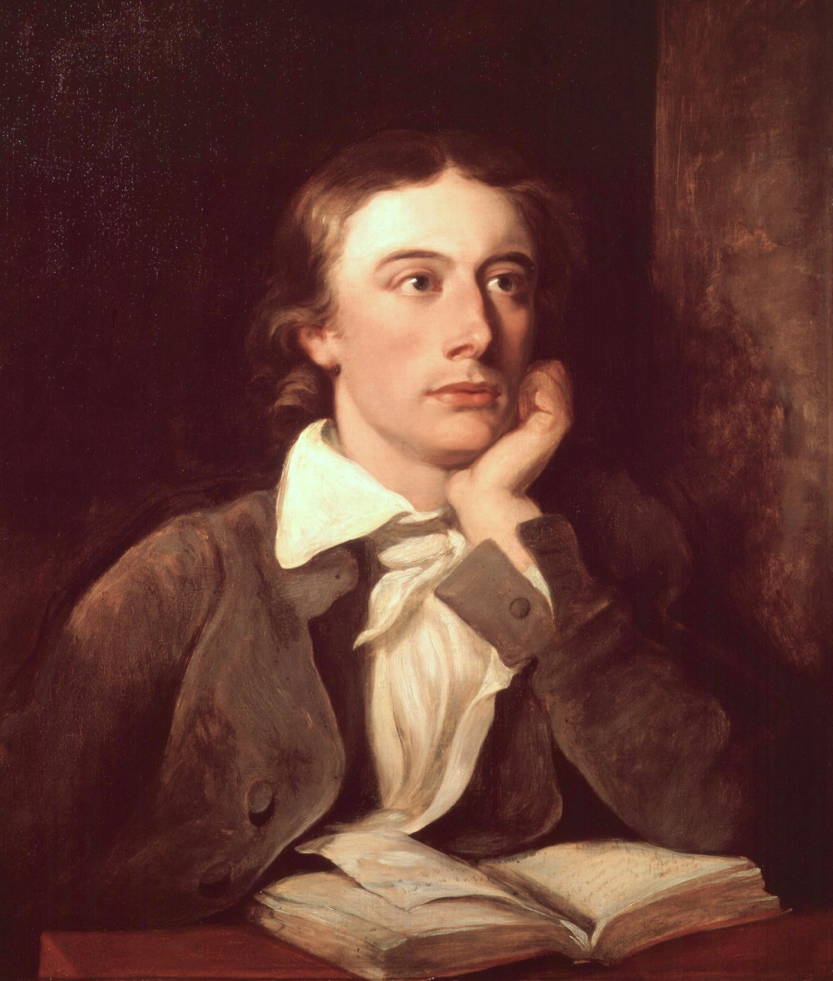 Poetry and Disinterestedness, John Keats, William Hazlitt, Bianca Stone, and Gothic Grief