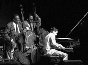 ray brown, christian mcbride, benny green, milt jackson at mjf (elde stewart) (2)