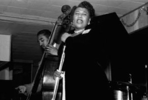 ray_brown_and_ella_fitzgerald_at_birdland_with ray brown marcel_fleiss (2)