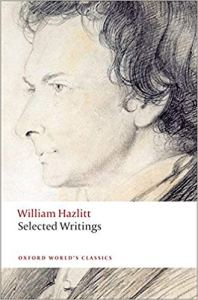 william hazlett selected works