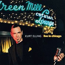 Kurt Elling at the Green Mill Cocktail Lounge