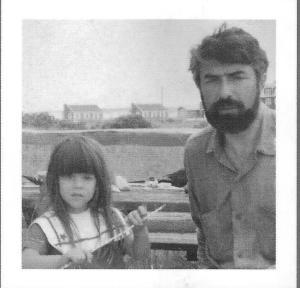 Leonard Wolf and Naomi 1966