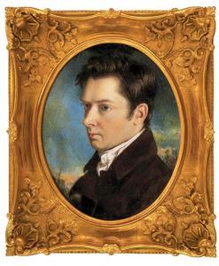 William Hazlett portrait