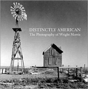Wright Morris Photo book Distinctly American