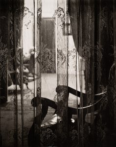 Wright Morris Photo Through the Lace Curtain (The Home Place)
