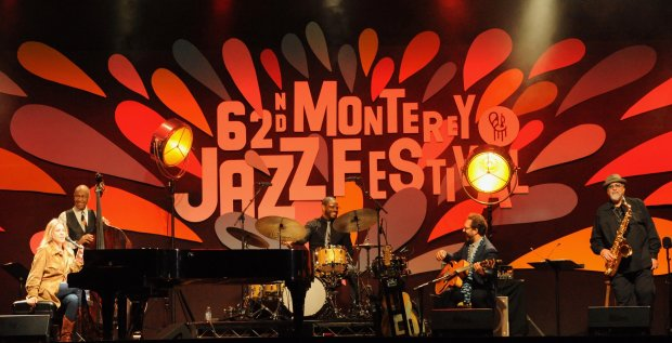 Monterey Jazz Fest, Friday night 9/29
