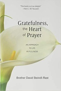 Brother David Steeeeeeindl Rast Gratefulness book
