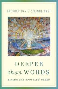 Brother David Steindl Rast Deep Than Words book