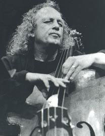David Friesen Playing Bass Origin Records