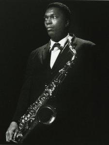 John Coltrane NPR Photo